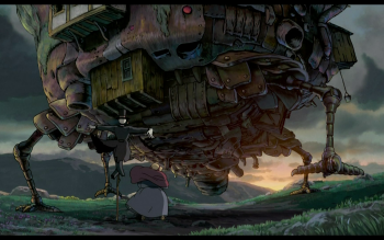Movie - Howl's Moving Castle Wallpapers and Backgrounds ID : 420263