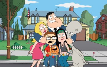 TV Show - American Dad! Wallpapers and Backgrounds ID : 420295