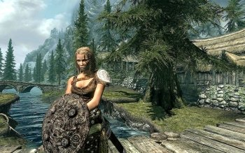 Video Game - Skyrim Wallpapers and Backgrounds ID : 420699