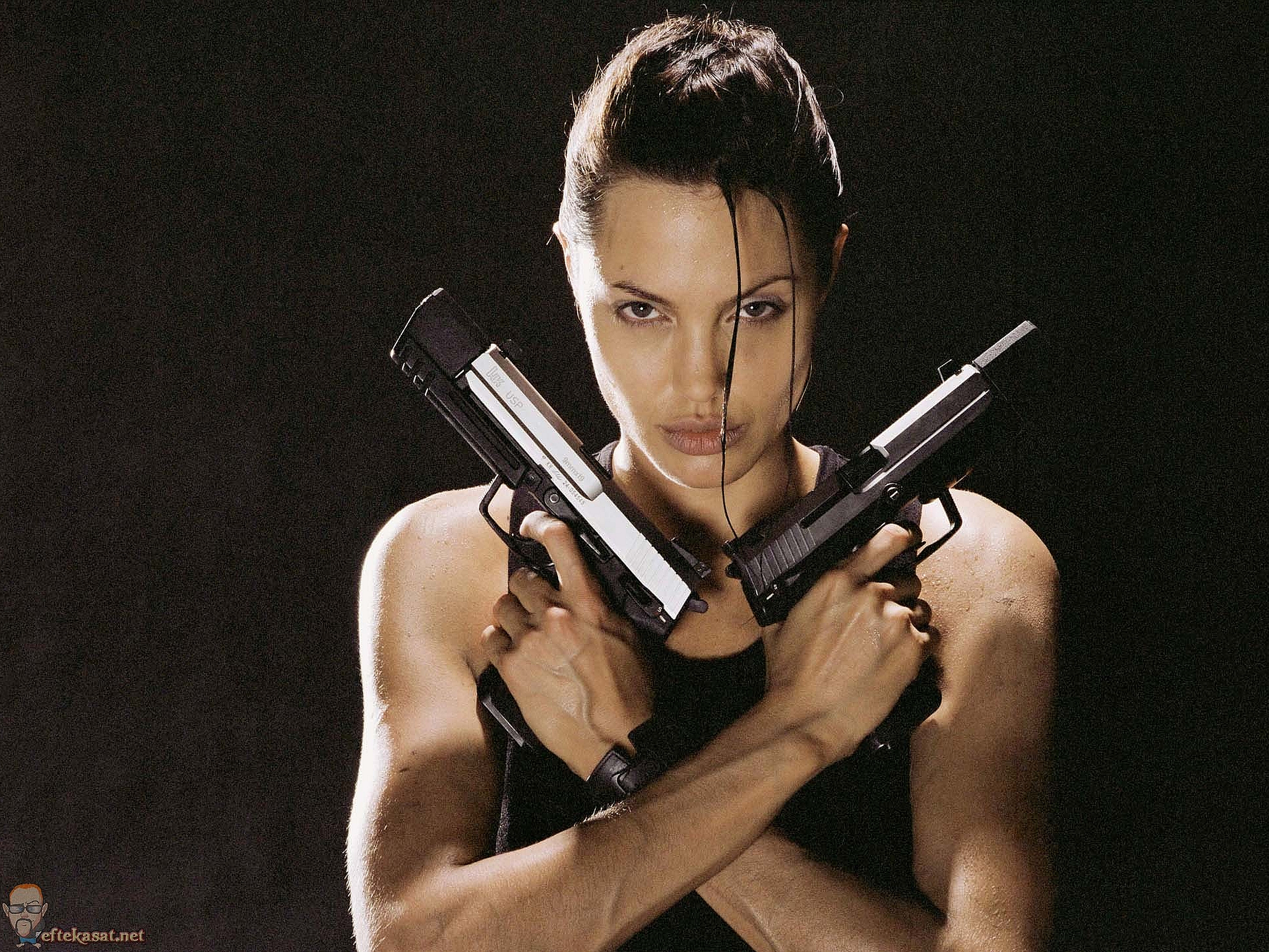 Голые знаменитости Анджелина Джоли голая - видео и фото