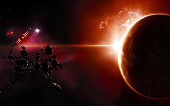 Sci Fi - Planet Wallpapers and Backgrounds ID : 421301