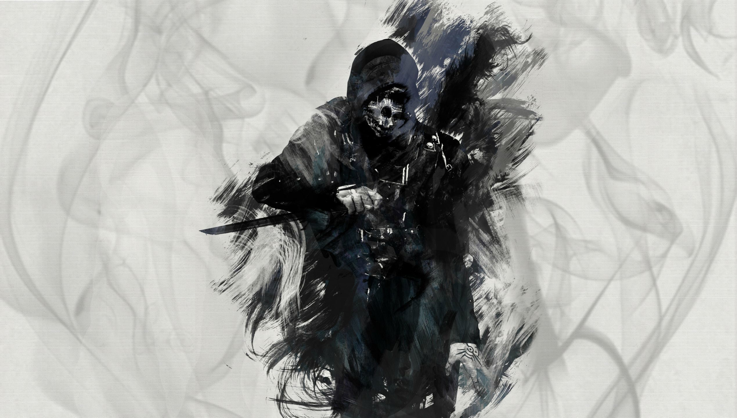 Dishonored corvo attano wallpaper x