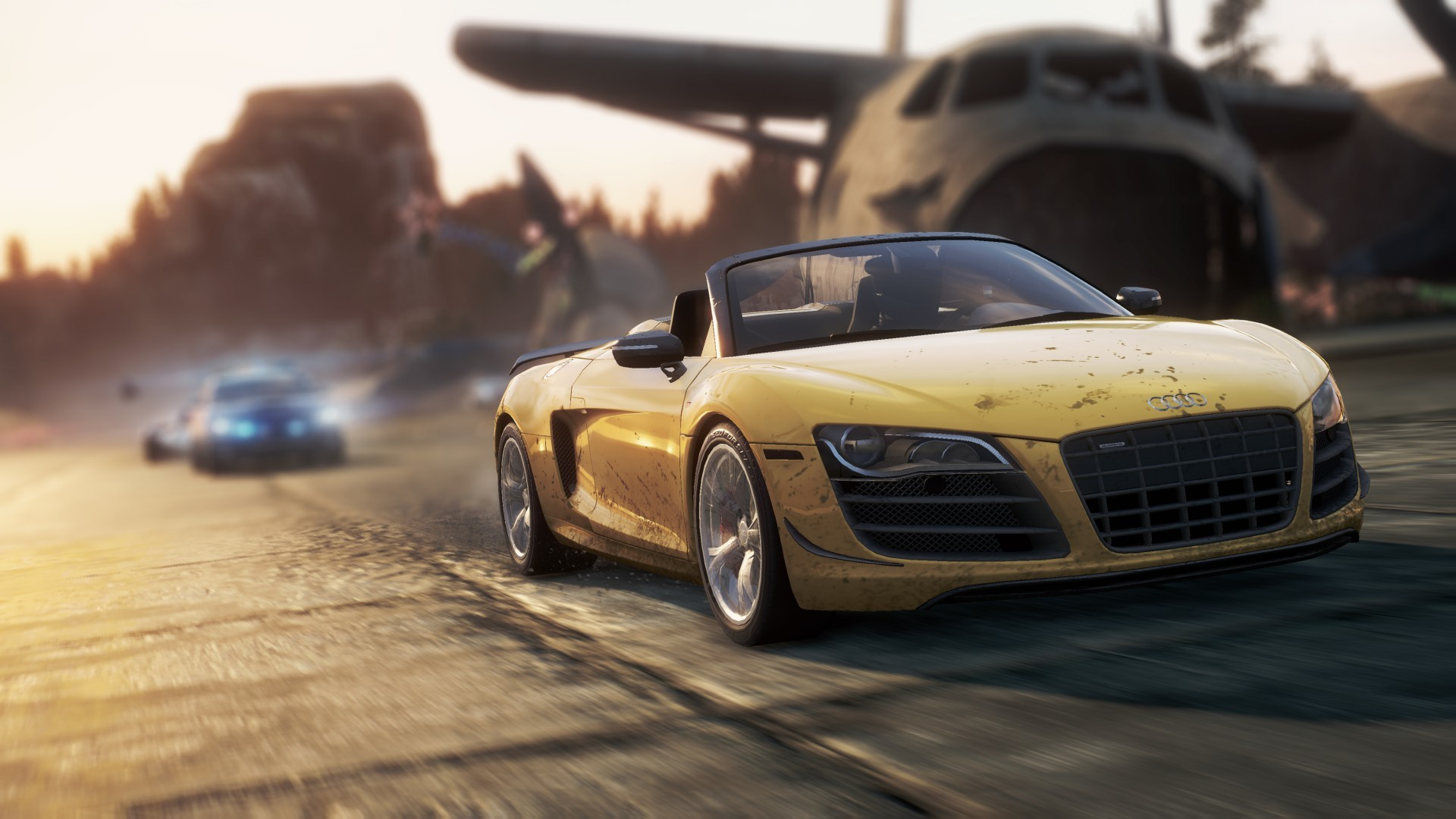 Need For Speed Most Wanted 2012 Hd Wallpaper Background