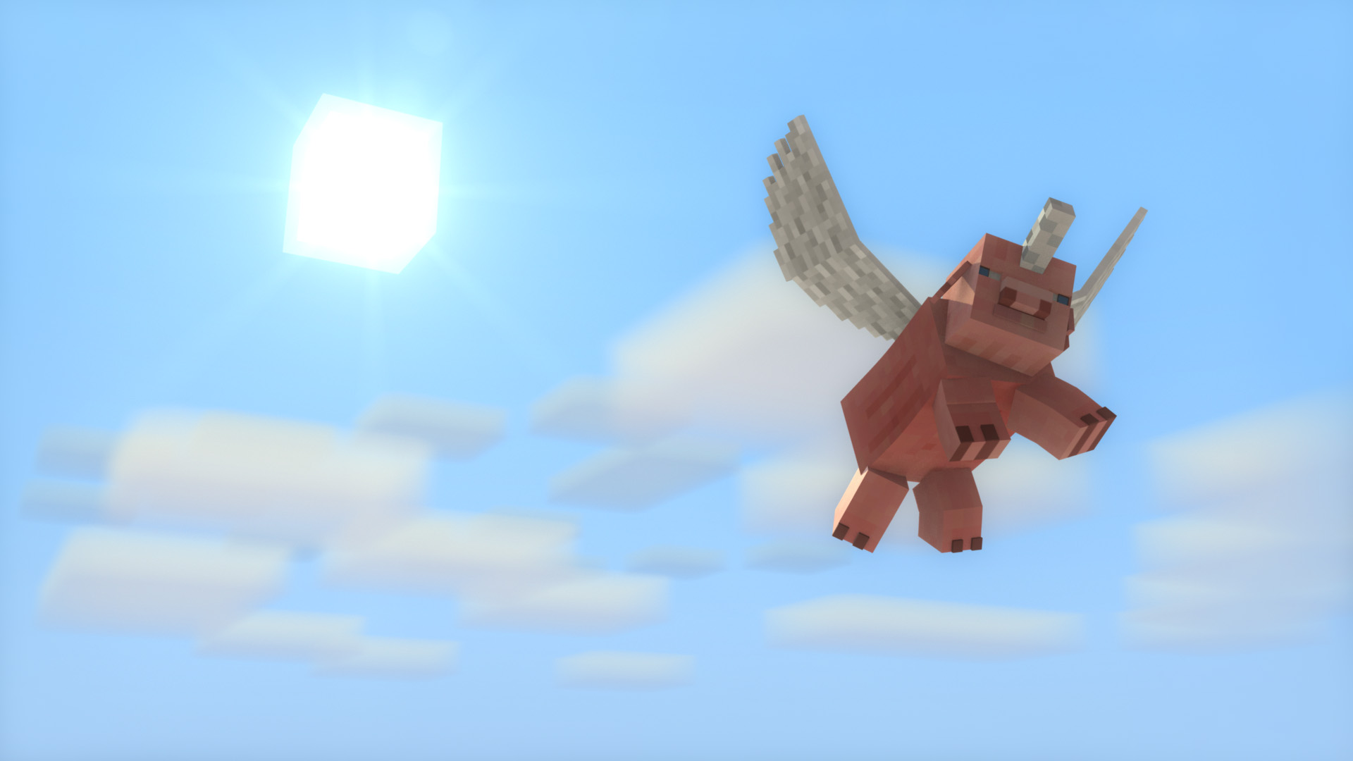 minecraft pig wallpapers download - photo #19