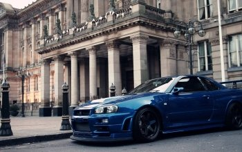 Vehicles - Nisan Skyline Wallpapers and Backgrounds ID : 422195