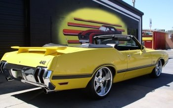 Fahrzeuge - Oldsmobile 442 Wallpapers and Backgrounds ID : 422396