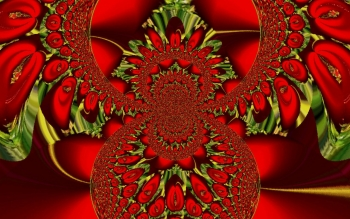 Abstracto - Fractal Wallpapers and Backgrounds ID : 423275