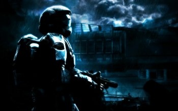 Video Game - Halo 3: Odst Wallpapers and Backgrounds ID : 423482