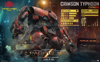 Movie - Pacific Rim Wallpapers and Backgrounds ID : 423773