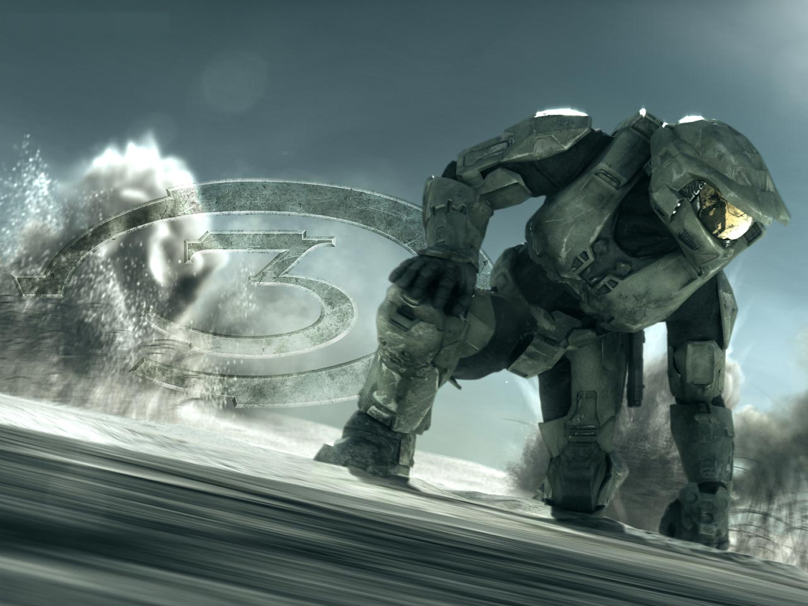 Halo 3 Wallpaper And Background Image 1600x1200 Id 424127