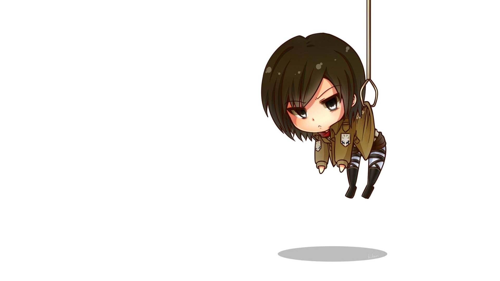 764 Mikasa Ackerman Hd Wallpapers Background Images Wallpaper Abyss Page 2
