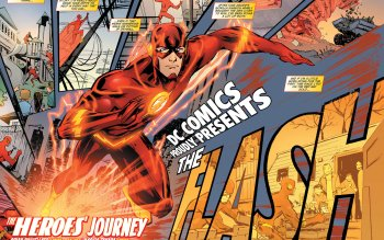 Comics - Flash Wallpapers and Backgrounds ID : 424824