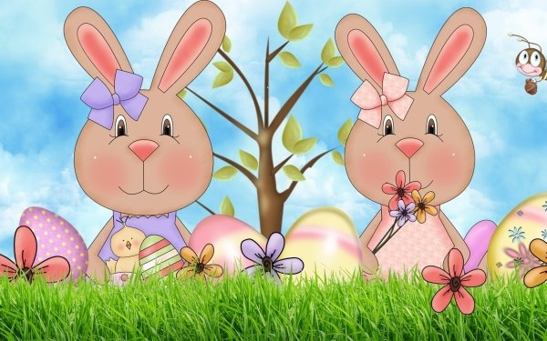 Holiday - Easter Wallpapers and Backgrounds
