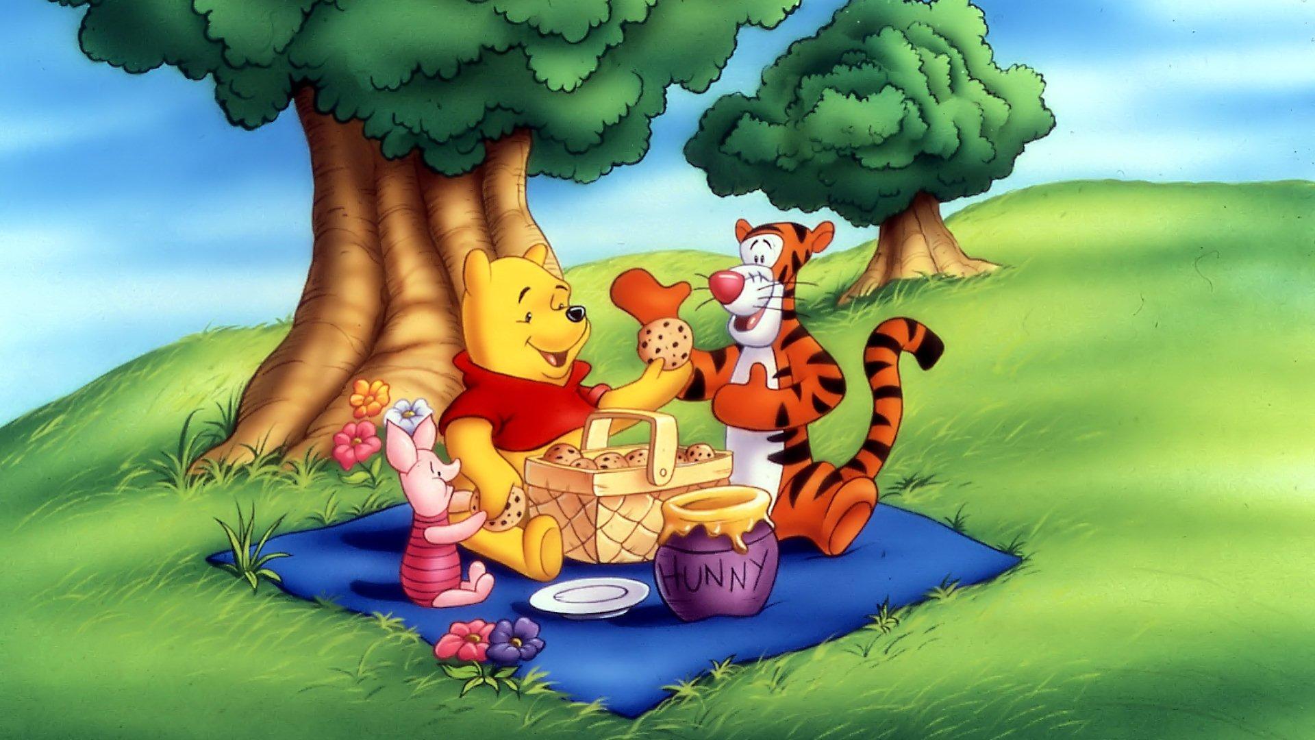 Alpha Coders   Wallpaper Abyss Cartoon Winnie The Pooh 425091