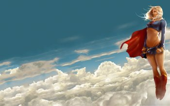 Комиксы - Supergirl Wallpapers and Backgrounds ID : 425868