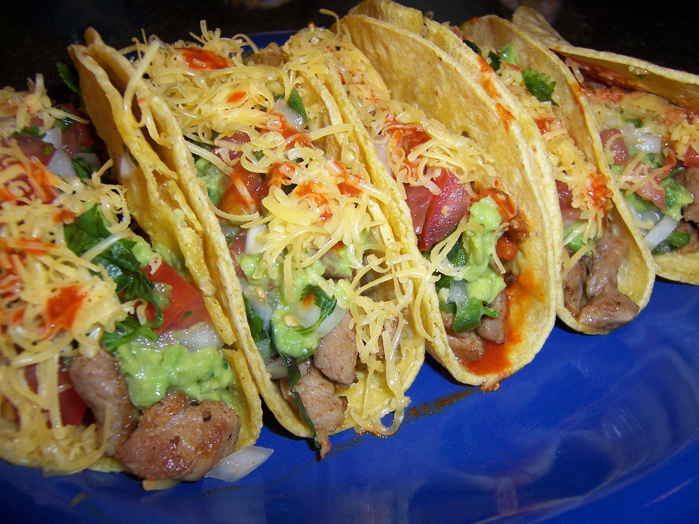Taco HD Wallpaper | Background Image | 2304x1728 | ID ...