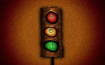 Abstract - Stop Light Wallpapers and Backgrounds ID : 426869