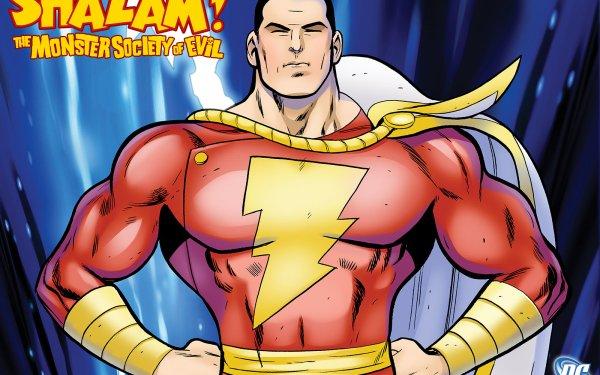 Comics Shazam! Shazam Billy Batson HD Wallpaper | Background Image