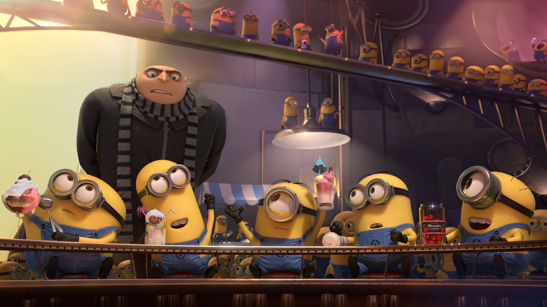 Despicable Me 2 Full Hd Wallpaper And Background Image