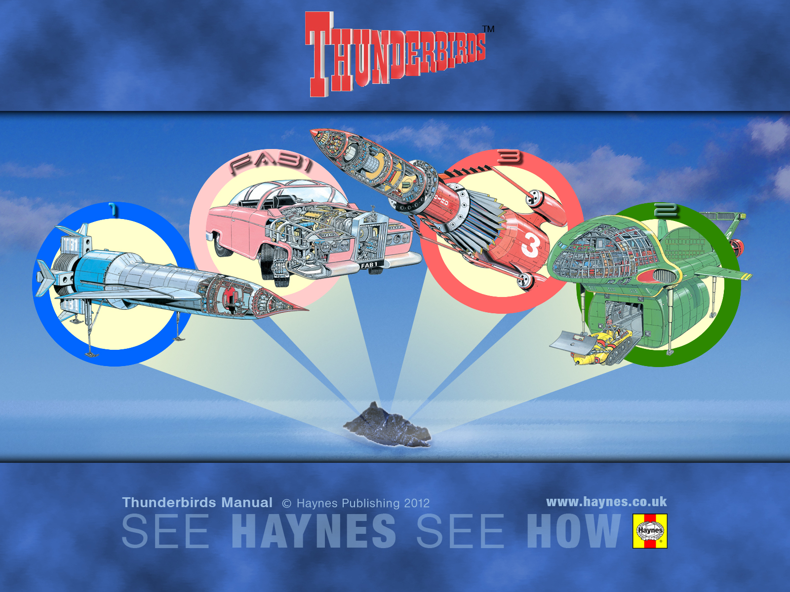 thunderbirds images wallpapers hd - photo #46