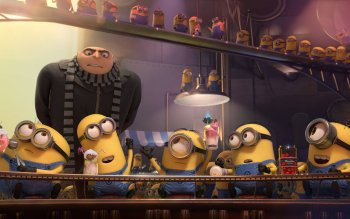 Films - Despicable Me 2 Wallpapers and Backgrounds ID : 427414