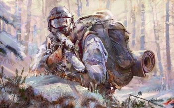 Military - Soldier Wallpapers and Backgrounds