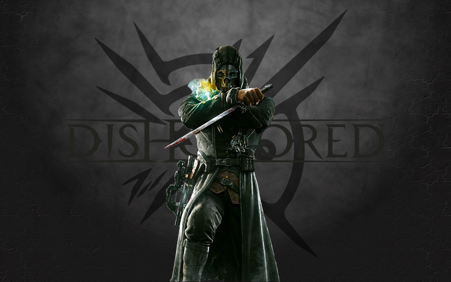 Dishonored Fan Art Corvo Video Games Wallpapers Hd: Dishonored Full HD Wallpaper And Background