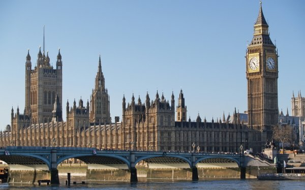 Man Made Palace Of Westminster Palaces United Kingdom HD Wallpaper | Background Image