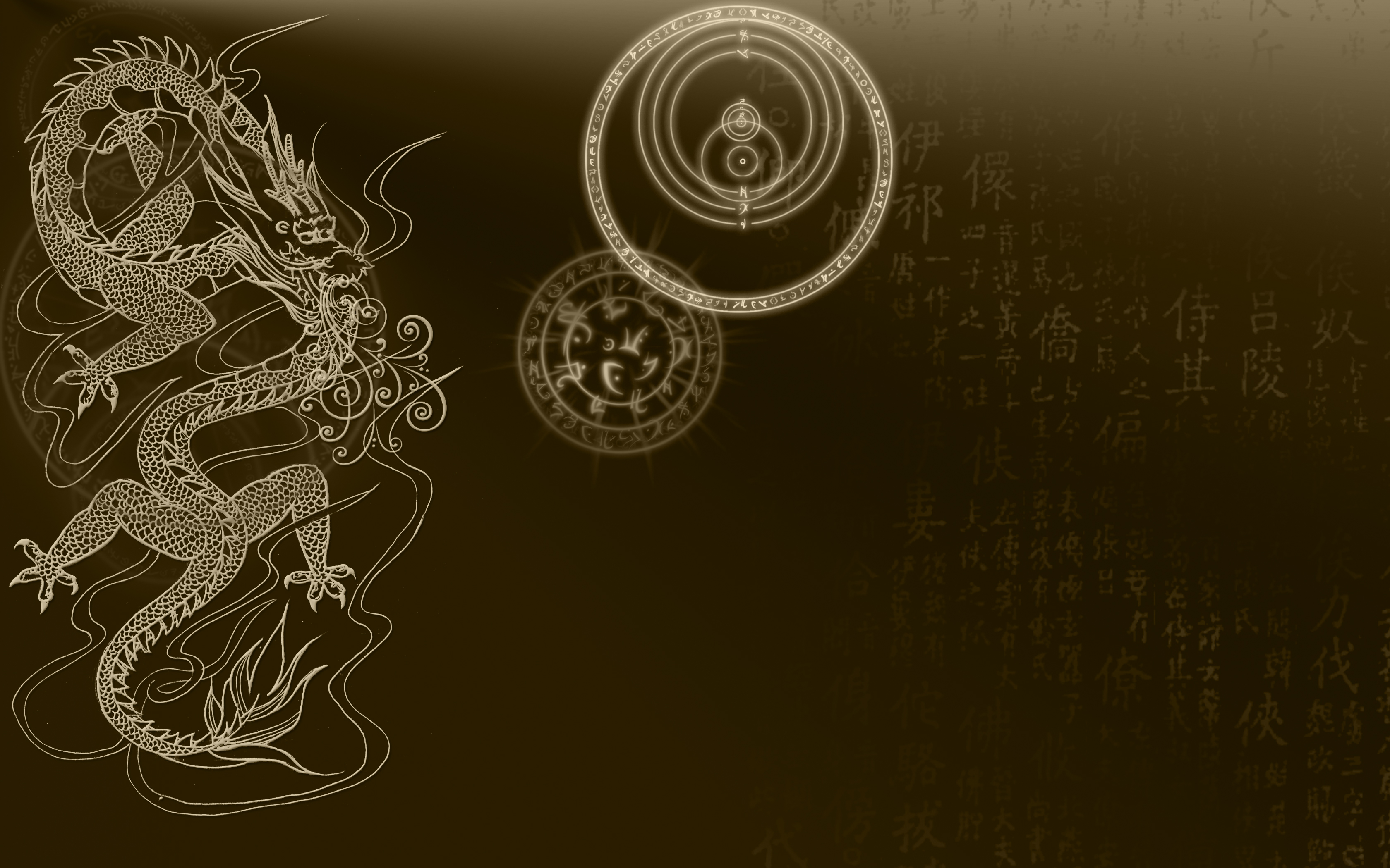 Hd wallpaper dragon - Hd Wallpaper Background Id 429116 3360x2100 Artistic Chinese Dragon