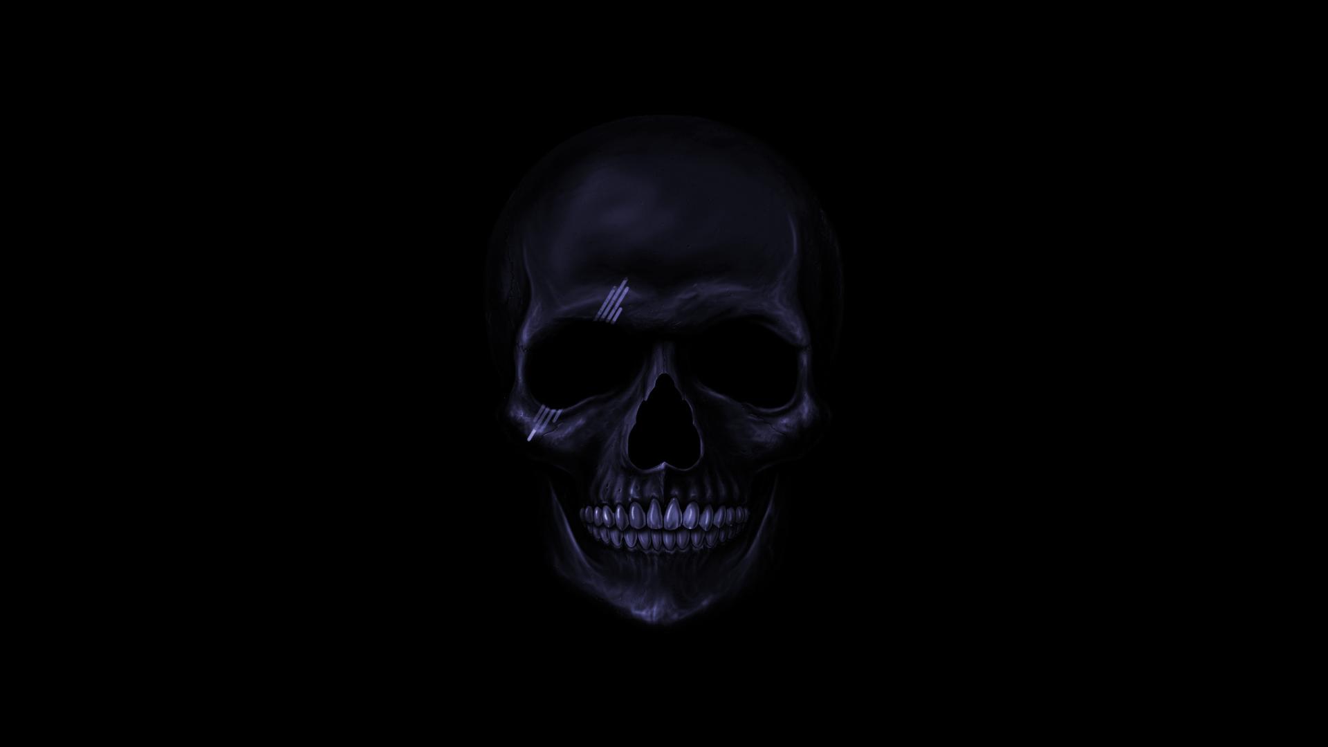 Crâne Fond d'écran HD | Arrière-Plan | 1920x1080 | ID:429418 - Wallpaper Abyss
