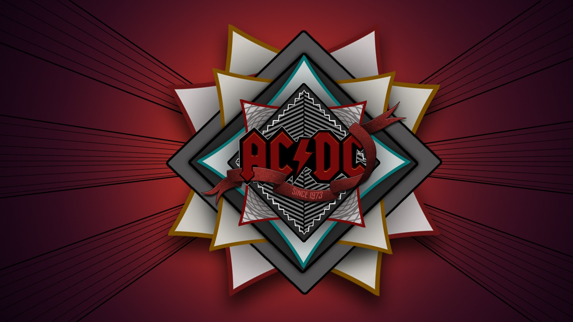 AC/DC HD Wallpaper