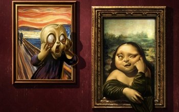 Humor - Painting Wallpapers and Backgrounds ID : 429395