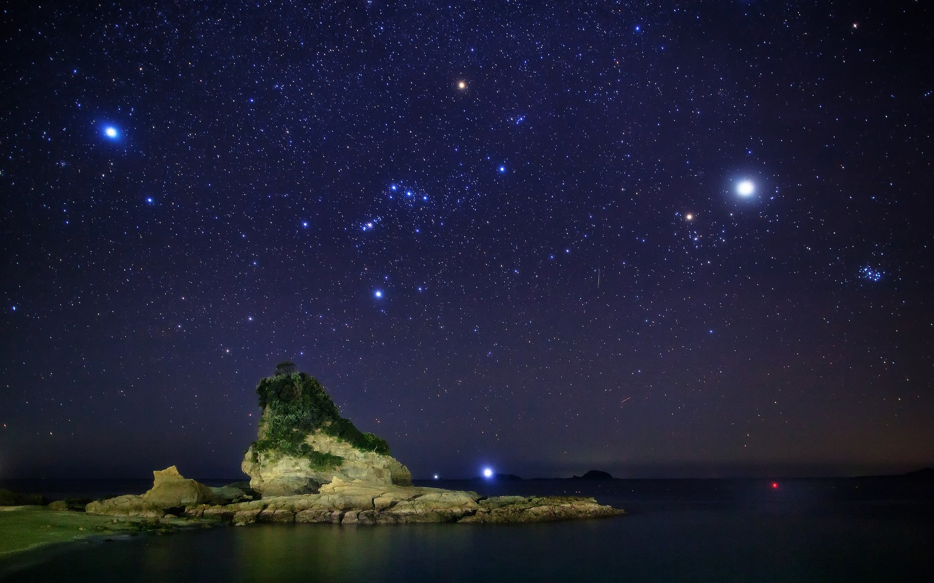 Kết quả hình ảnh cho Orion constellations wallpaper
