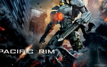 Movie - Pacific Rim Wallpapers and Backgrounds ID : 430149