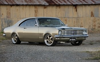 Vehículos - Holden Monaro  Wallpapers and Backgrounds ID : 430394