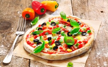 Food - Pizza Wallpapers and Backgrounds ID : 430500