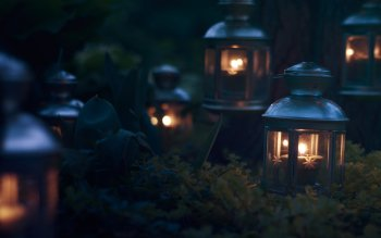 Man Made - Lantern Wallpapers and Backgrounds ID : 430607