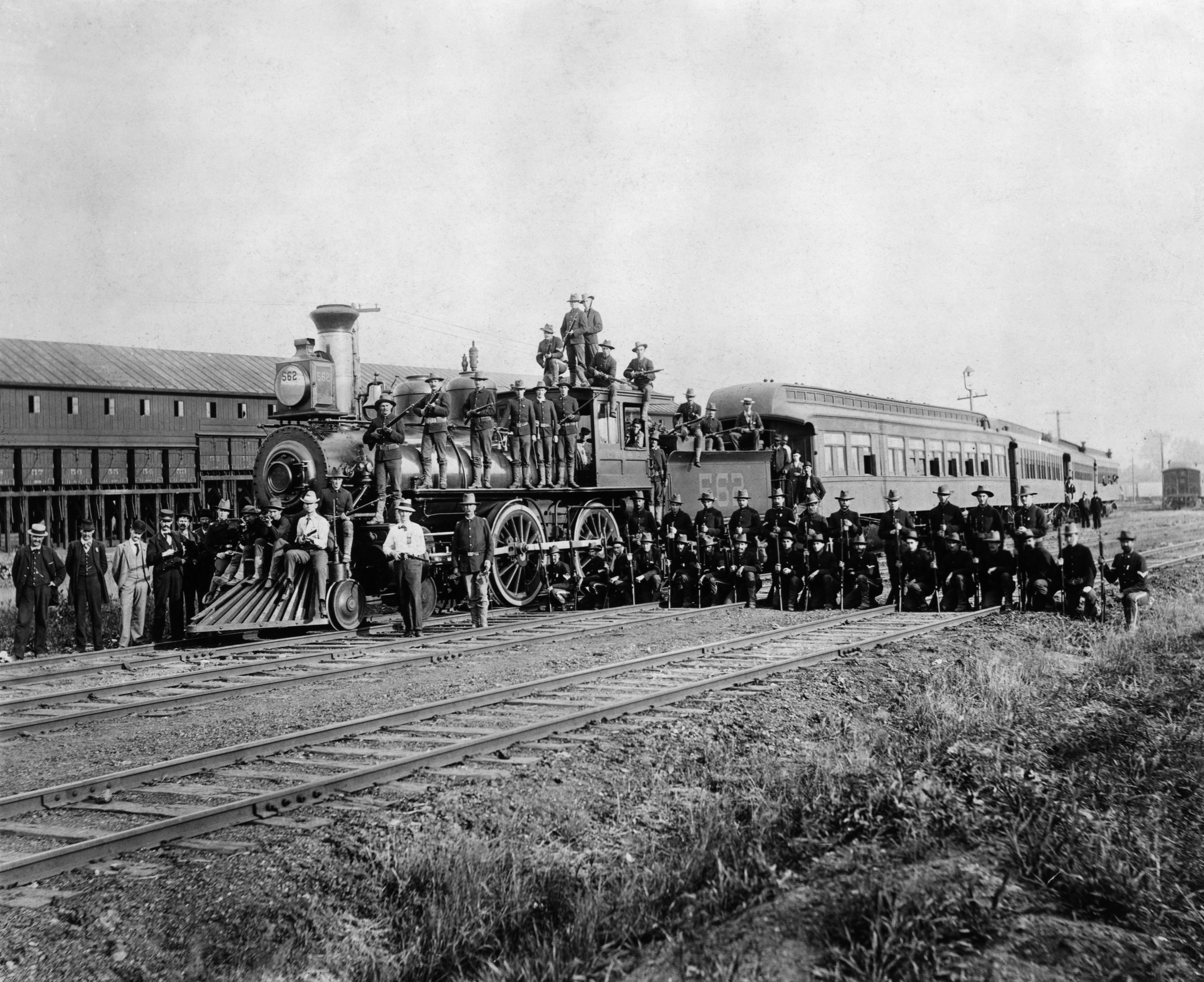 pullman strike George pullman developed a railroad car that was comfortable for  a few days  later the workers could see that the strike had ended and they had lost.