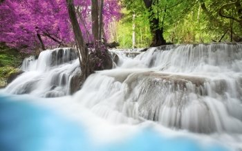 Earth - Waterfall Wallpapers and Backgrounds ID : 431463