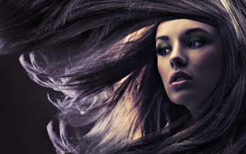 Women - Hair Wallpapers and Backgrounds ID : 431614