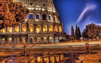 Man Made - Colosseum Wallpapers and Backgrounds ID : 431633