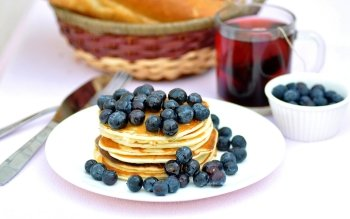 Food - Pancake Wallpapers and Backgrounds ID : 431634