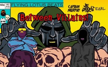 Music - Mf Doom Wallpapers and Backgrounds ID : 431776