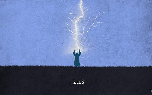 Video Game DotA 2 Dota Zeus HD Wallpaper   Background Image