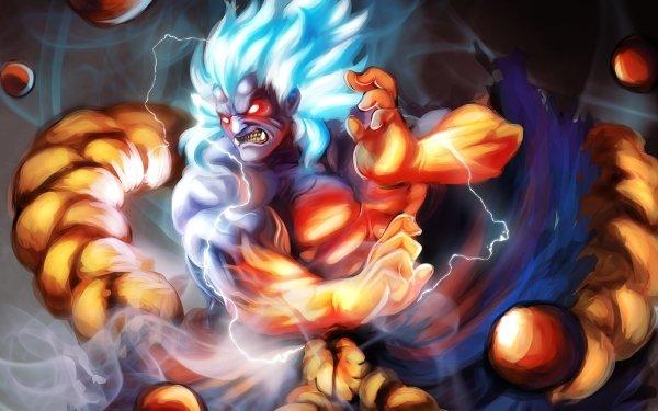 Video Game Street Fighter Blanka HD Wallpaper | Background Image