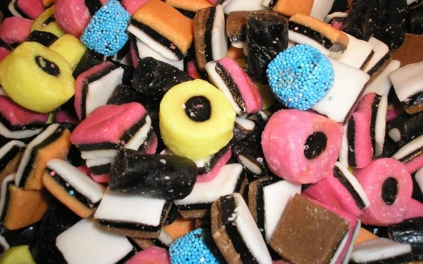 Food Candy Licorice HD Wallpaper   Background Image