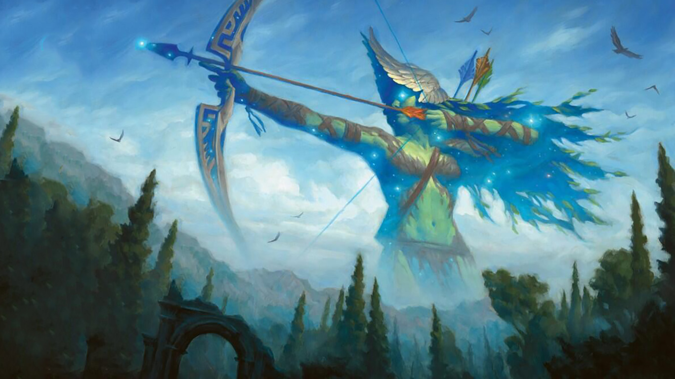 Magic: The Gathering Bakgrund and Bakgrund | 1366x768 | ID:432003 - Wallpaper Abyss