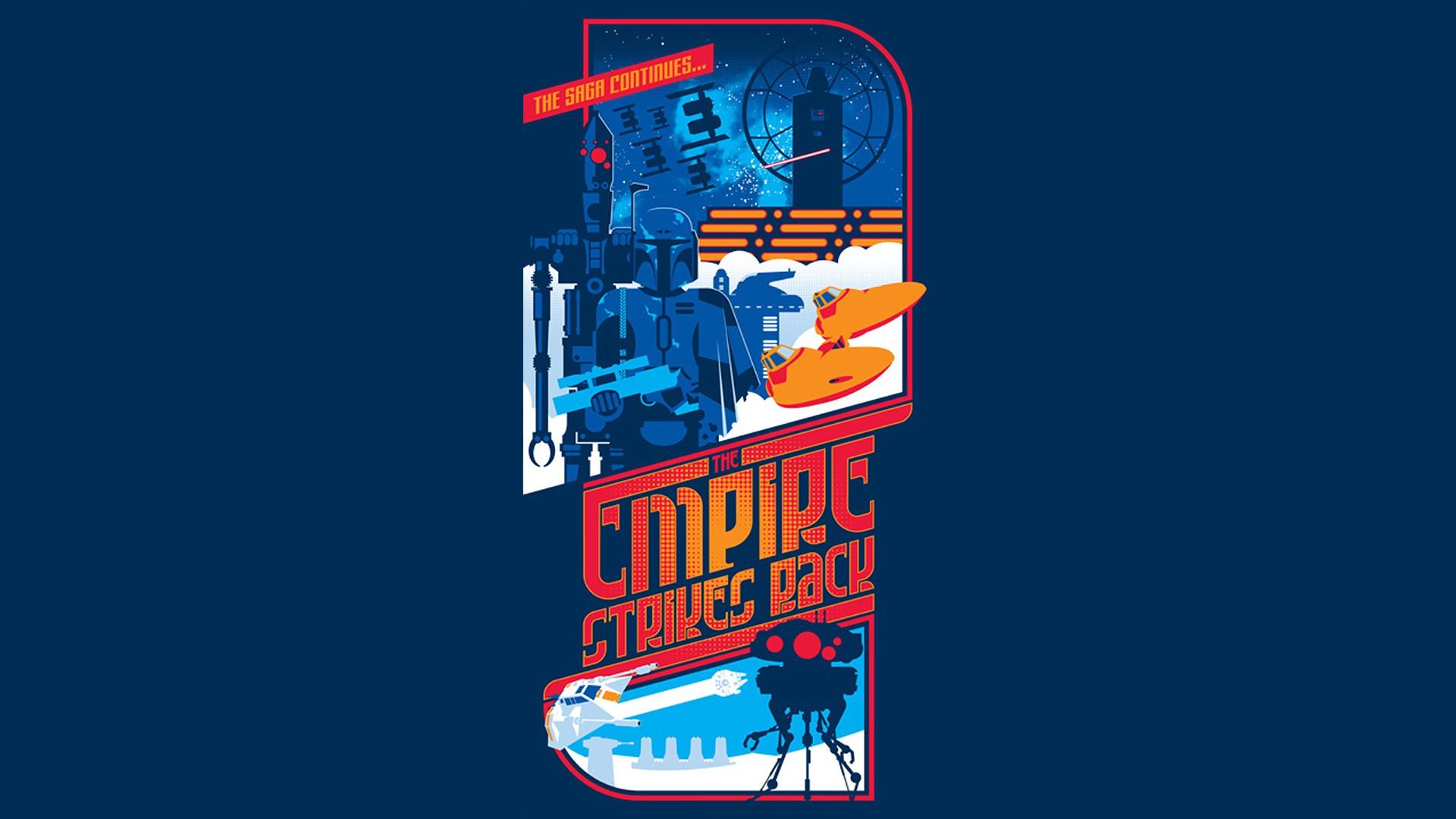 Star Wars Episode V The Empire Strikes Back Full HD