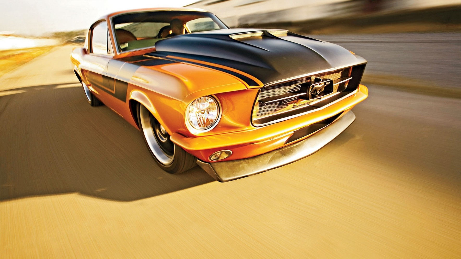 Ford Mustang Hd Wallpaper Background Image 1920x1080 Id 432091