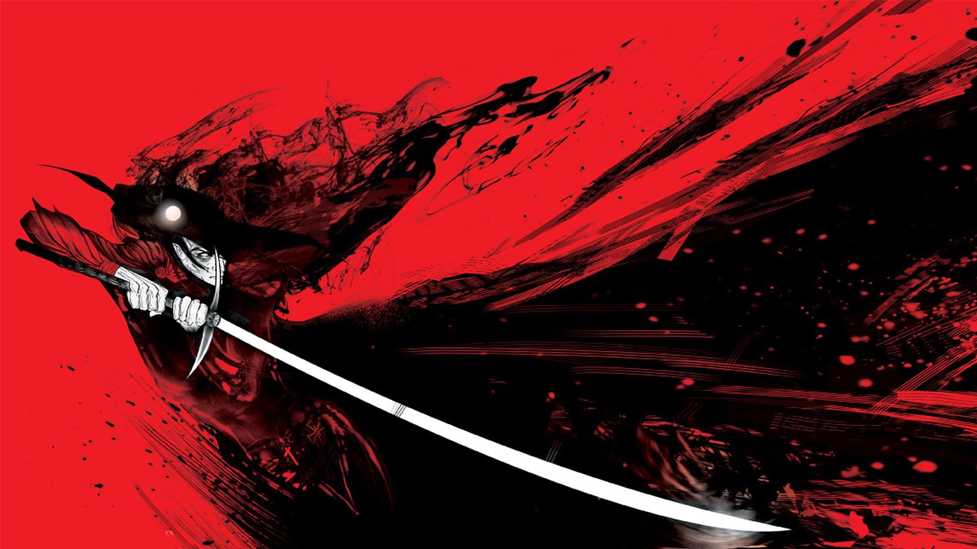 Vampire Hunter D HD Wallpaper
